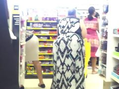 Granny bbw afd in sundress