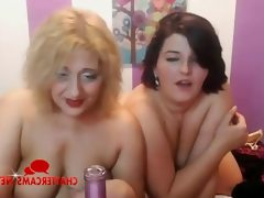 Two drunk bbw strippers