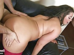 Eliza yates pays debt with pussy