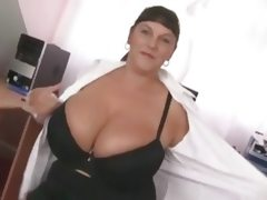 Big titted office british whore dildo..